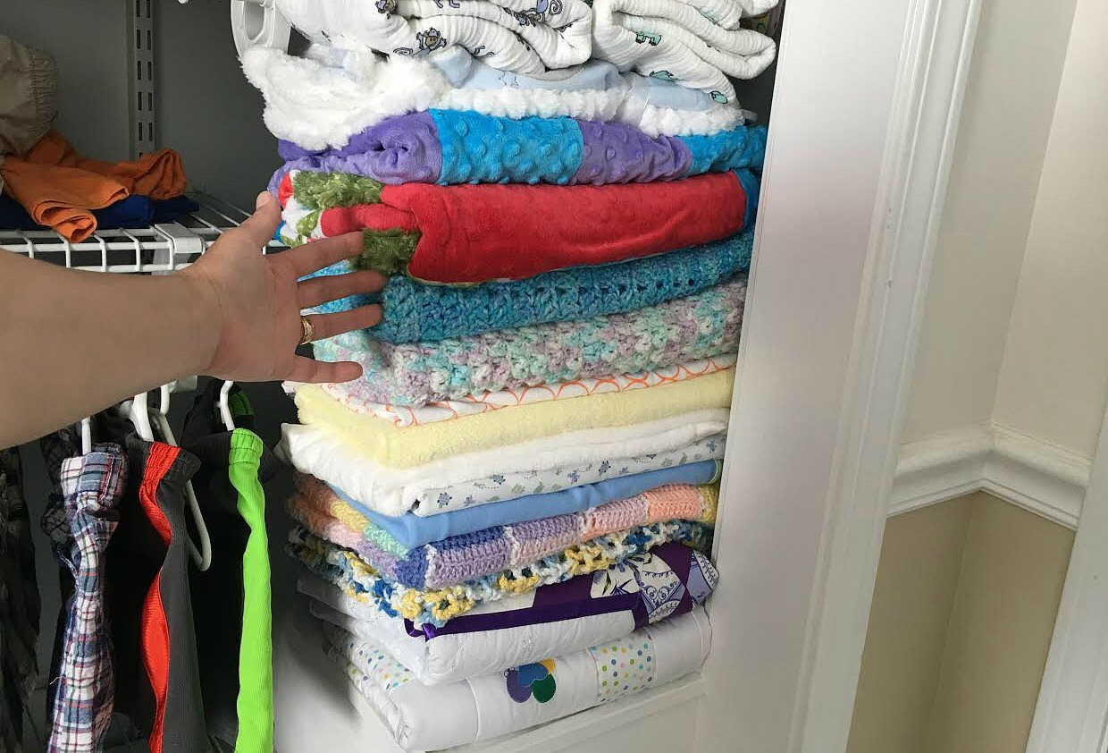 A List Of Places To Donate Used Baby Blankets In The U.S. + Fun Ways To Repurpose Baby Blankets In Your Home