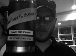 Save The Earth – Use Your Own Mug Instead Of Disposable Coffee Cups