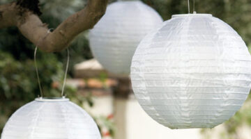 Ridiculously Cheap And Easy DIY LED Lanterns For Your Porch