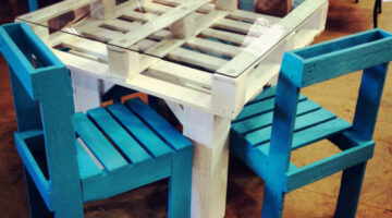 6 DIY Pallet Furniture Tutorials