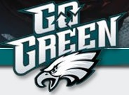 Philly Eagles Really are Green