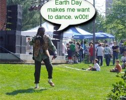 4 Fun Ways To Celebrate Earth Month