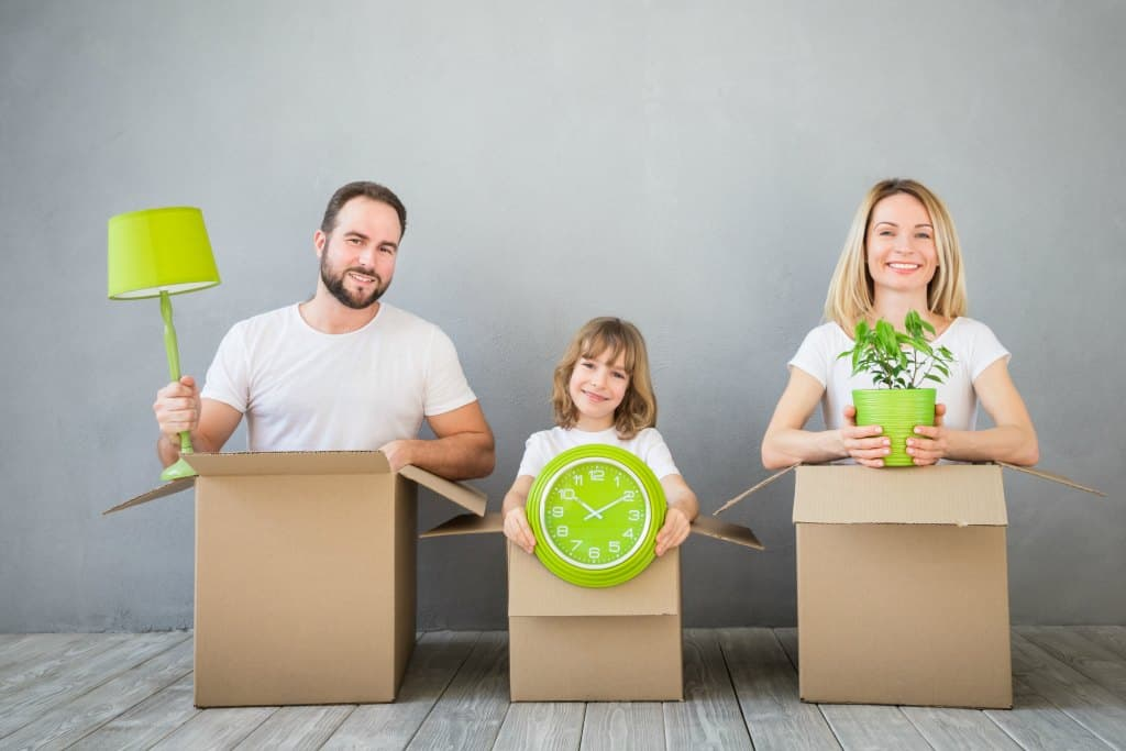 Eco-Friendly Moving Tips: How We Moved To A New House The 'Green' Way