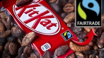 Break Me Off A Piece of That Not-So Fairtrade Kit Kat Bar