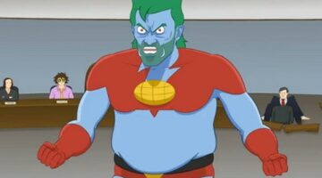 Captain Planet Returns To Give the UN What They Probably Deserve