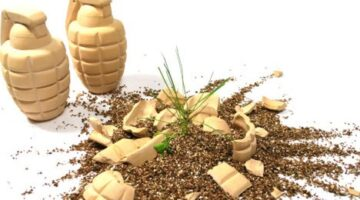 Guerilla Gardening: Move Over Seed Bombs, Flower Grenades Incoming!