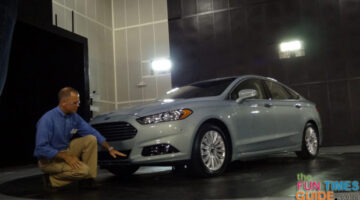 Ford Green Cars: Yes, You Can Go Further With Ford