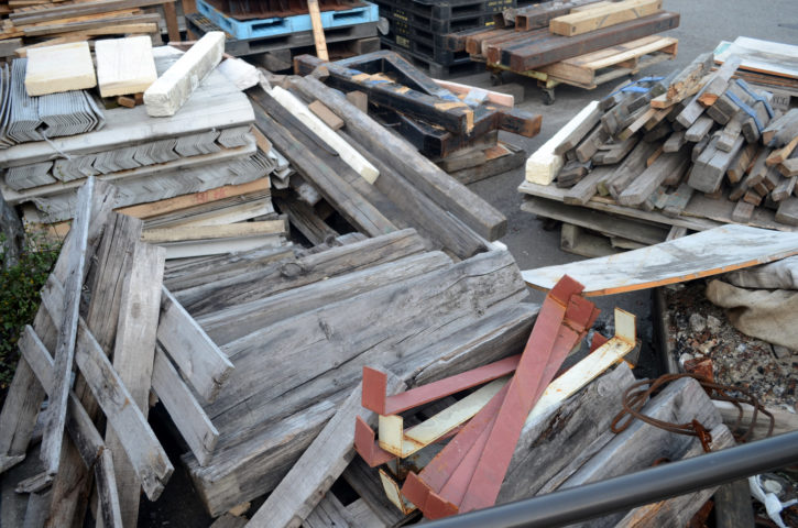 Free Materials For DIY Projects: Where To Get Free Pallets