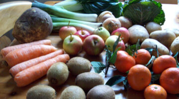 7 New Uses For Fruit and Veggies (Besides Eating and Composting Them)