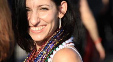6 Fun Ways To Recycle Mardi Gras Beads (Or Any Type Of Parade Beads)