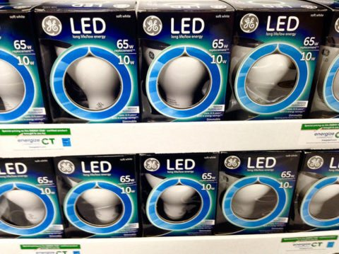 GE LED Lights