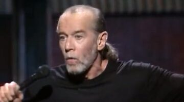 George Carlin On Climate Change: The Planet Is Fine, The People Are NOT!