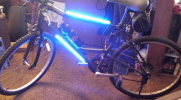 3 Creative Bike Lighting DIY Projects…and 1 Purely Awesome One!