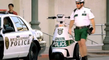 "Audi's Funny ""Green Police"" Super Bowl Commercial Debuts Early"