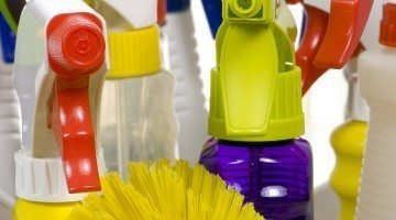 Top 12 Hazardous Household Chemicals + A Green Cleaning Guide