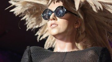 How to Make Your Own Lady GaGa Video Glasses
