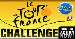 Now YOU Can Ride in the Tour de France!