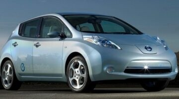 Soon You Will Be Able to Rent a Nissan LEAF From Enterprise