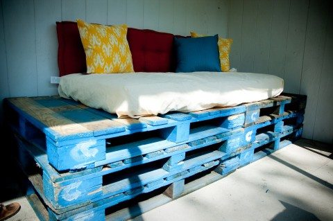 Free Materials Pallets