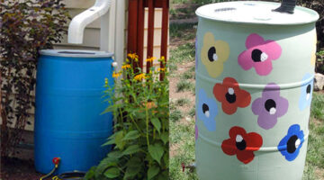 3 Ways Under $10 To Make A Rain Barrel