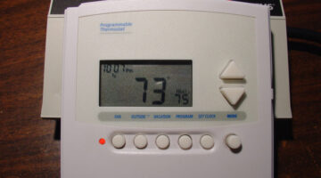 Save 33% On Your Energy Bill With A Programmable Thermostat… I Did!