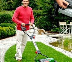 The Best Hybrid Mowers for Green Gardeners: Electric Reel Mowers