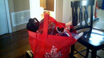 My 4 Favorite Stylish, 99-Cent, Reusable Canvas Bags