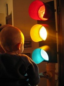 traffic-light-in-living-room