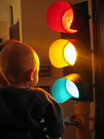 Awesome Recycling Project Buy An Old Traffic Light And