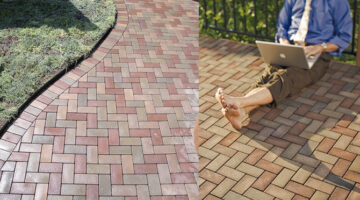 Vast Pavers: Eco-Friendly Composite Pavers Made From Recycled Materials