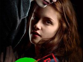 Vegetarian [Vampires] Taste Better…Especially in Twilight