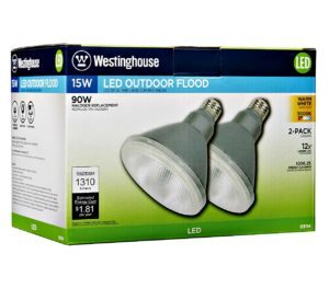 westinghouse LED outdoor flood light bulbs