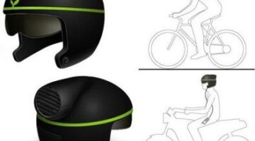Tron Vs. Gladiator: Which Bike Helmet Concept Is the Best?